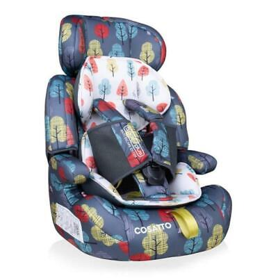 Cosatto Zoomi Group 123 Car Seat with 5 Point Plus (Harewood)