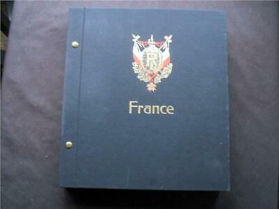 UPA6058 NR 239 pics FRANCE UP TO 1980 MINT & USED STAMP COLLECTION IN DAVO ALBUM