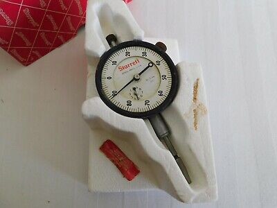 STARRETT  DIAL INDICATOR .001 No. 25 - 441 JEWELED made in USA