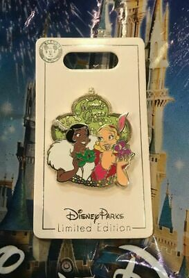 Disney Parks Princess And The Frog Tiana Charlotte Mardi Gras 2020 Pin LE3500