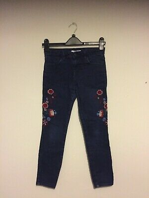 Marks and Spencer kids dark blue Jeans age 10-11 used ❤️❤️