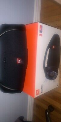 JBL Boombox Speaker Bluetooth Portable Waterproof with Handsfree Wifi Connect+