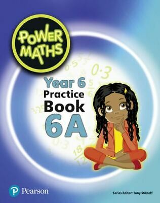 Power Maths Print: Power maths. 6A Year 6 by Tony Staneff (Paperback / softback)