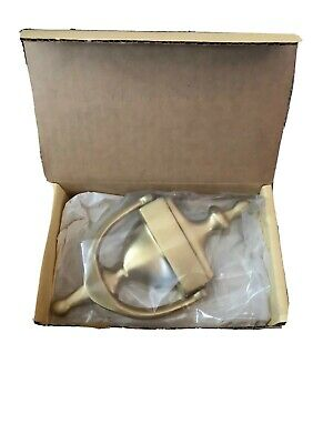 Things Remembered Solid Brass Door Knocker Tarnish Resistant Hand Crafted Spain