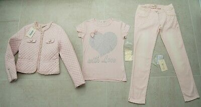 Miss Grant 3 Piece Pink Jeans Set *11-12 Yrs*£269*