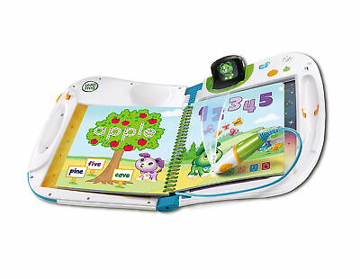 LeapFrog 603903 Holo Educational Book with Games and Learning Activities and