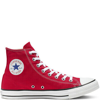 Converse All Star Chuck Taylor Classic Rosso Unisex