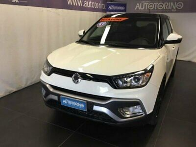 Ssangyong XLV 1.6d Be Visual awd auto
