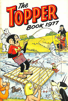 The Topper Book 1977 by D C Thomson