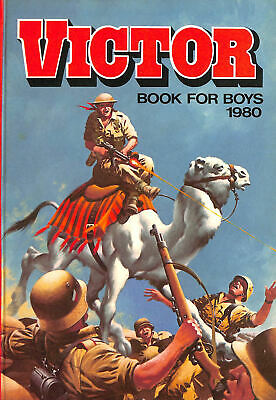 Victor book for boys 1980 by D C Thomson