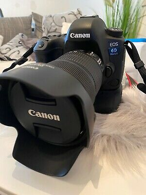 Canon EOS 6d Mark II Kit Set Bundle 26.2mp DSLR Topzustand