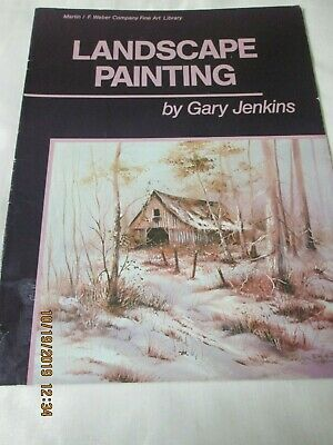 Landscape Painting by Gary Jenkins (1984, Paperback)