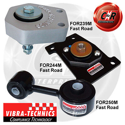 Ford Focus Mk1 Rs 98-04 Vibra Technics Voll Road Set