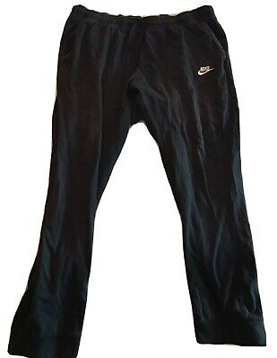 Nike Joggers Sweatpants Mens Size XXL / Black / Great Condition