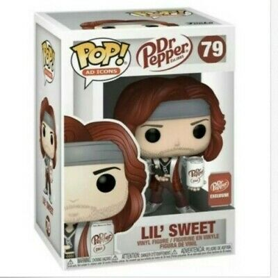 Lil Sweet Pop Ad Icons Dr Pepper Exclusive Funko Pop *PREORDER*