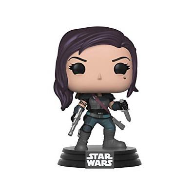 Funko Pop Star Wars: The Mandalorian - Cara Dune Collectible Figure, Standard,