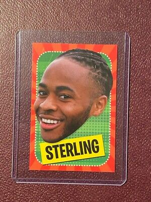 Raheem Sterling - Liverpool - Manchester City - Footy Magazine - Excellent