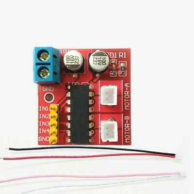 2-Channel DC Motor Driver Module 2.5A CW CCW PWM Speed Control Dual H Bridge