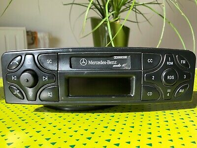 Mercedes Benz Audio 10 Becker BE 4310