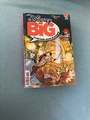 disney big agosto 2014 raro