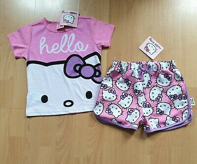 Bnwt Hello Kitty beautiful outfit, 5-6y