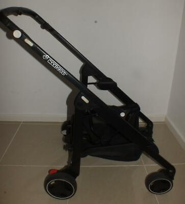 Maxi Cosi Loola 3 Black Chassis  - Use with car seat, seat unit or carrycot