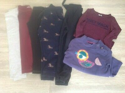 Girls Clothes Bundle 4-5 Years - Next, Marks and Spencer