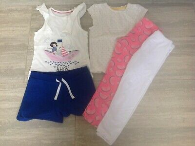 Girls Summer Clothes Bundle 5-6 Years - Marks and Spencer, Mothercare