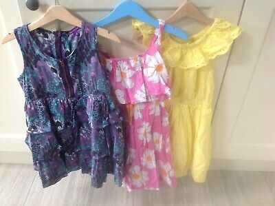 Girls Summer Dress Bundle 5-6 Years - Next, Marks and Spencer, George Asda