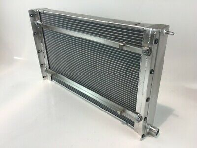 Noble M12 / M400 Alloy Water Radiator