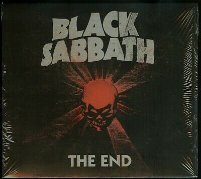 Black Sabbath The End CD new REAL CD not bootleg Tour Only Release