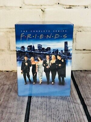 Friends The Complete Series 32 DVD Box Set Free Shipping USA Brand New Gift