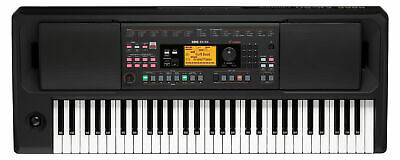 Korg EK-50 Limitless Entertainer Keyboard 61 Tasten Lautsprecher 790 Sounds MIDI
