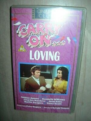 Carry On Loving (VHS, 1996)