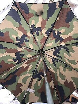 Childrens Camoflage Umbrella
