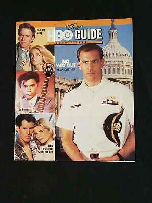 1988 Aug *No Way Out-Costner/Hackman/Young* Hbo Home Box Office The Guide (As)