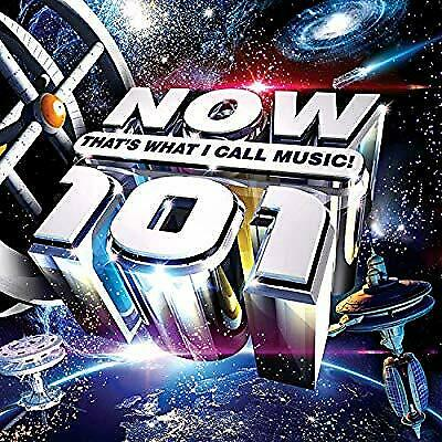 NOW Thats What I Call Music! 101, Various Artists, Used; Good CD