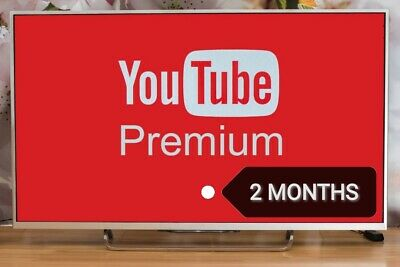 YouTube Premium 2 Months Supscription - Fast Delivery Worldwide