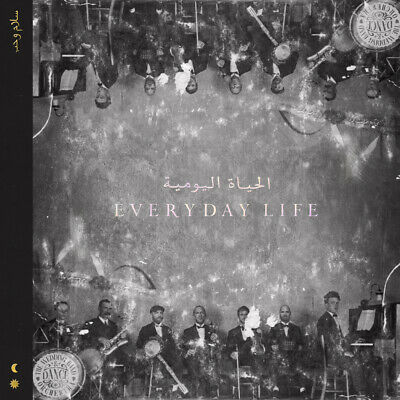 Everyday Life by Coldplay (2019, Audio CD)