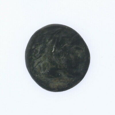 Ancient Greek Empire Coin AE Macedonian Kingdom 336323 BC Alexander III