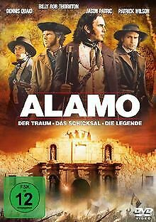 The Alamo von John Lee Hancock | DVD | Zustand gut