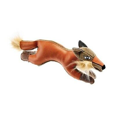 Hunter Tough Dog Toy Tambo Fox With Squeaker