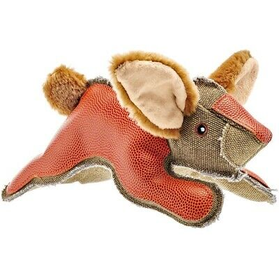 Hunter Tough Dog Toy Tambo Rabbit  With Squeaker