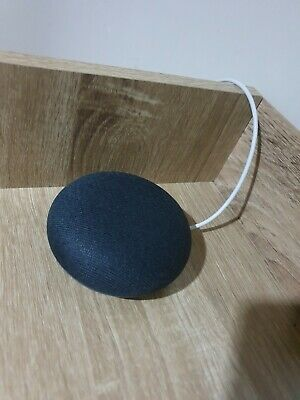 Google Home Mini - Charcol
