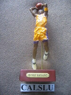Kobe Bryant Mint Salvino Prestige Series Los Angeles La Lakers Porcelain Statue