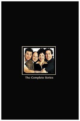 Seinfeld - The Complete Series Box Set (DVD, 2007, 32-Disc) G-2014-256-015