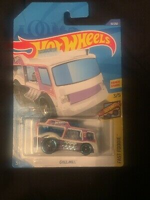 2020 Hot Wheels Main Line Series You Pick Chill Mill
