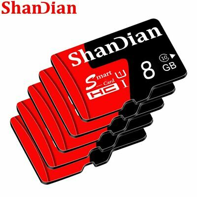 SHANDIAN smart SD Card 16gb 32gb Class 10 High Speed Microsd Mini Card for Phone