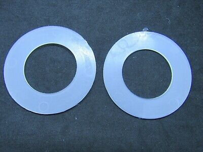 """1"""" Poly tank washer ( 2 )"""