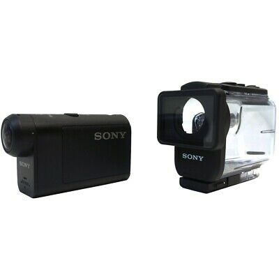 Sony HDR-AS50/B 11.1 Megapixel HD Action Camera - 1080p - Exmor R CMOS - USB - M